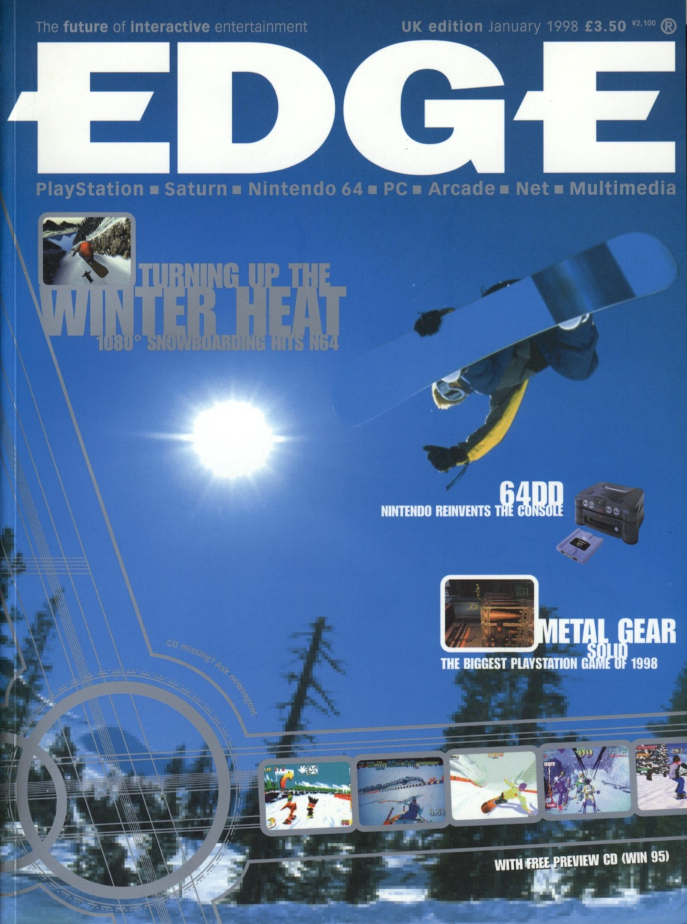Scan of Document: Edge - Issue 54 - January 1998
