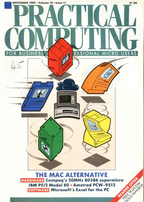 Scan of Document: Practical Computing - November 1987