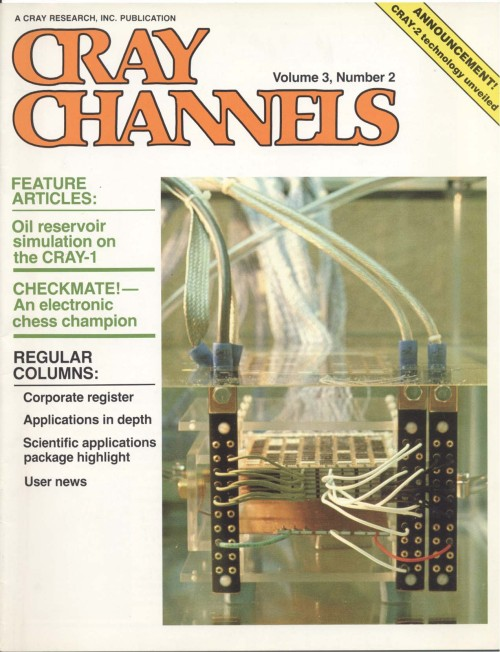 Scan of Document: Cray Channels - Vol 3 No 2