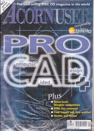 Scan of Document: Acorn User - May 1999