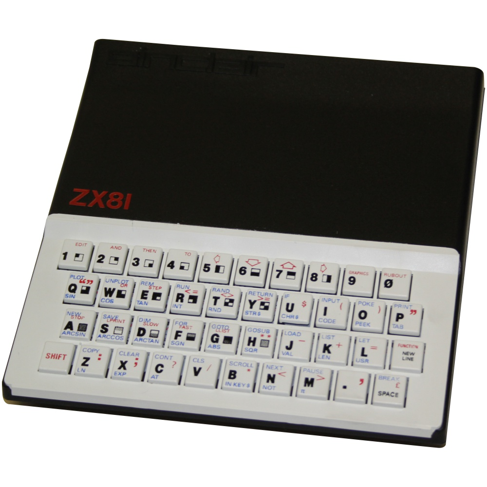Scan of Document: ZX81 Keyboard Upgrade - 1