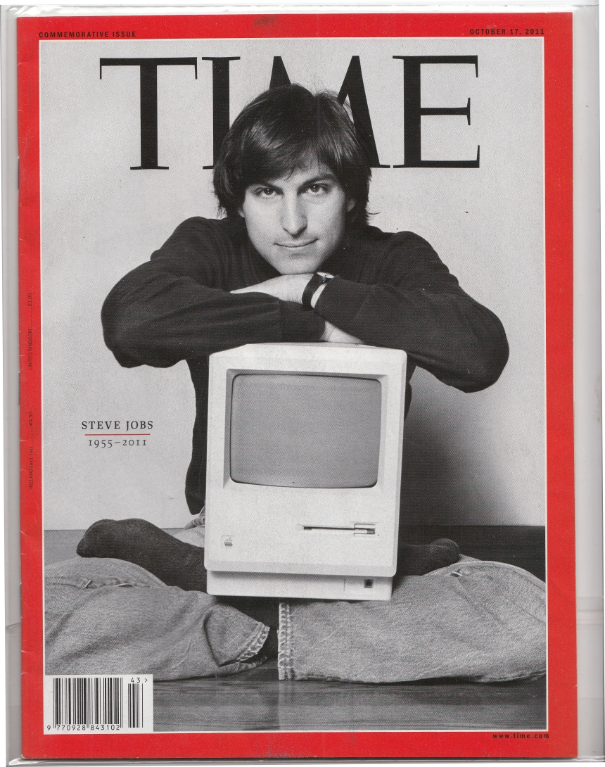Scan of Document: Time Magazine - 17/10/2011