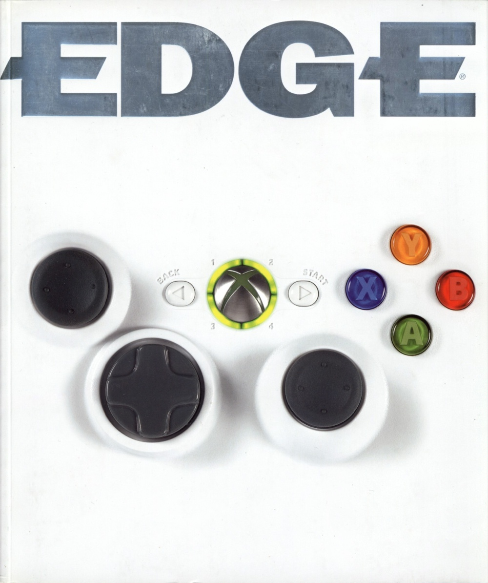 Scan of Document: Edge - Issue 157 - Christmas 2005