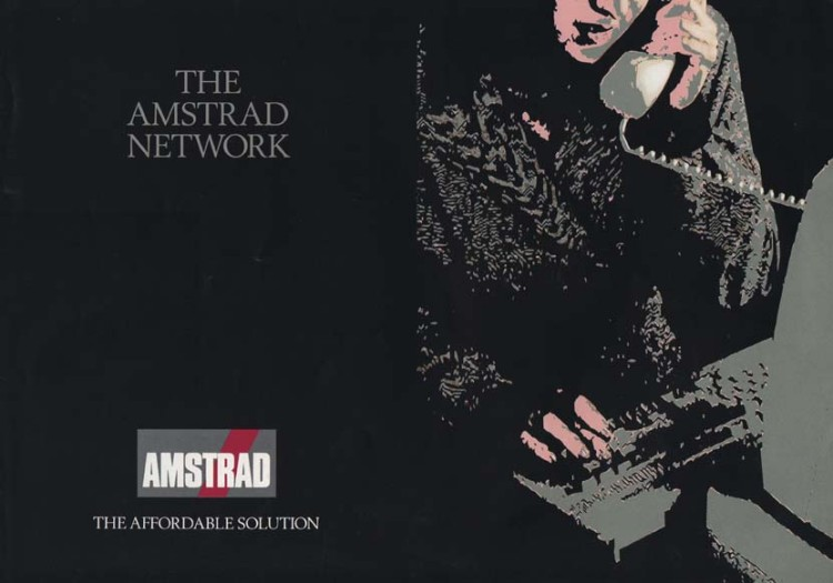 Scan of Document: Amstrad Network