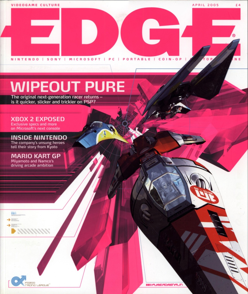 Scan of Document: Edge - Issue 148 - April 2005