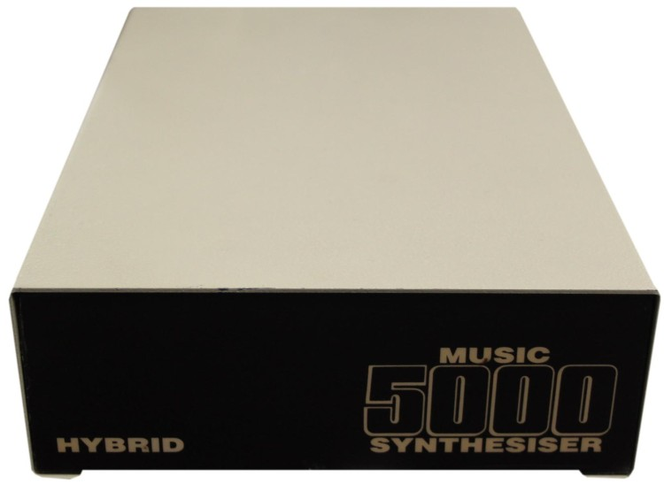 Scan of Document: Hybrid Music 5000 Synthesiser