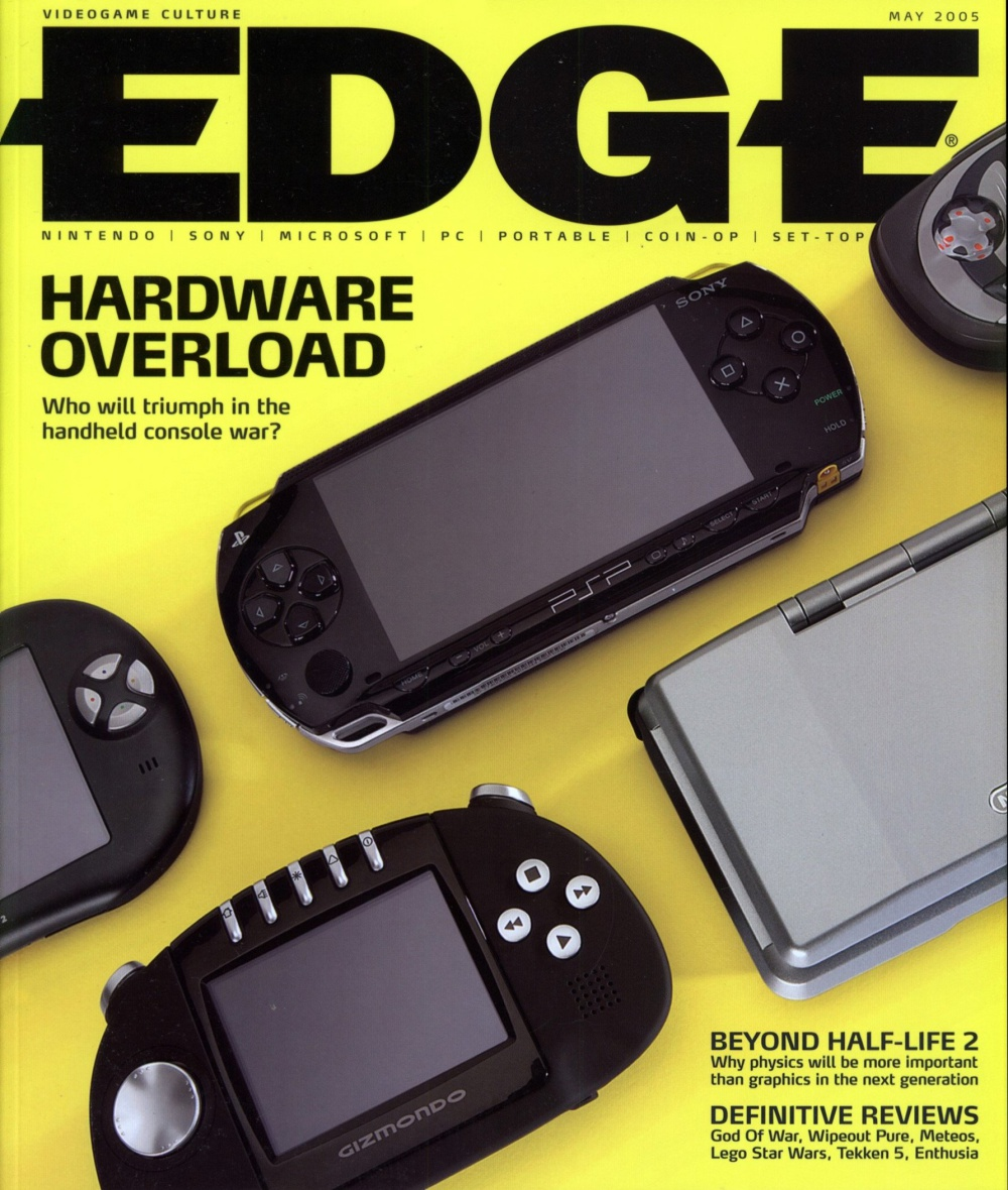 Scan of Document: Edge - Issue 149 - May 2005