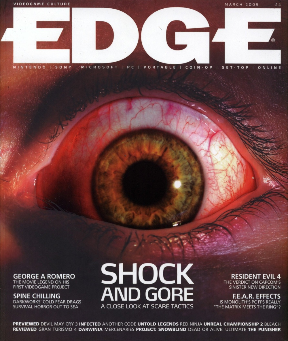 Scan of Document: Edge - Issue 147 - March 2005