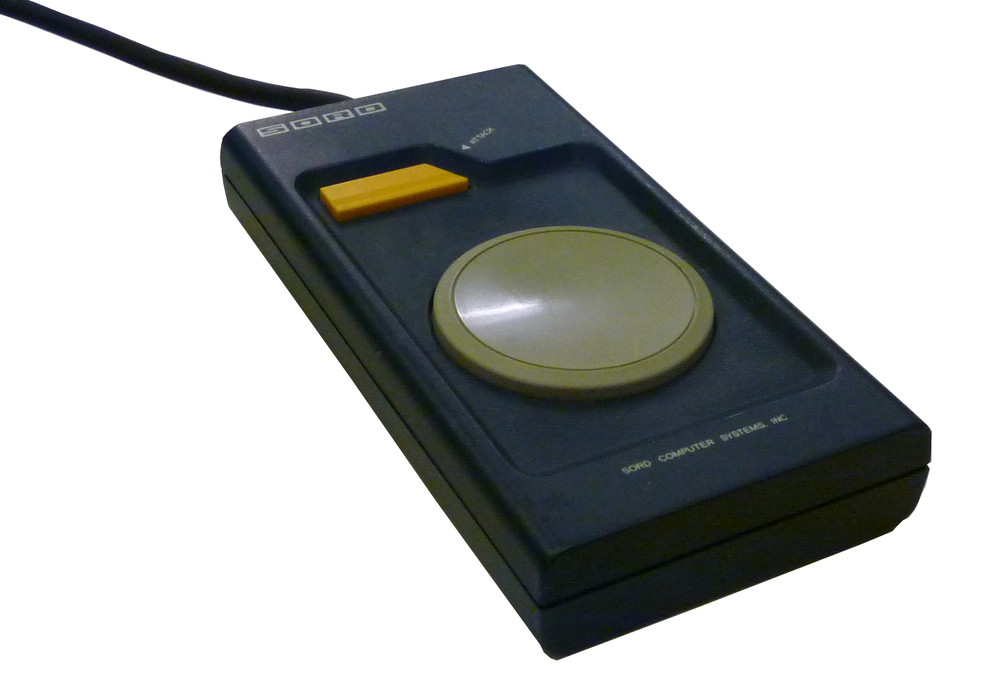 Scan of Document: Sord M5 Joystick