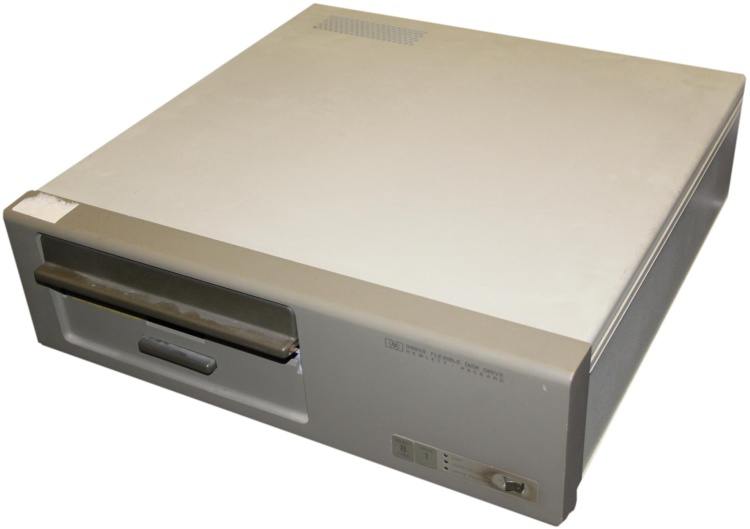 Scan of Document: HP 9885M Disk Drive