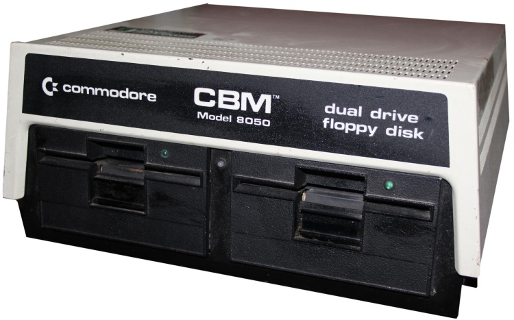 Scan of Document: Commodore 8050 Dual Floppy Drive