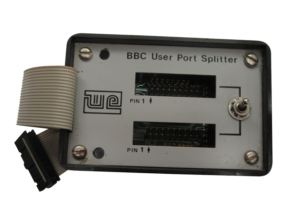 Scan of Document: Watford Electronics BBC User Port Splitter