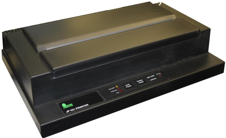 Scan of Document: Acorn JP-101 Printer