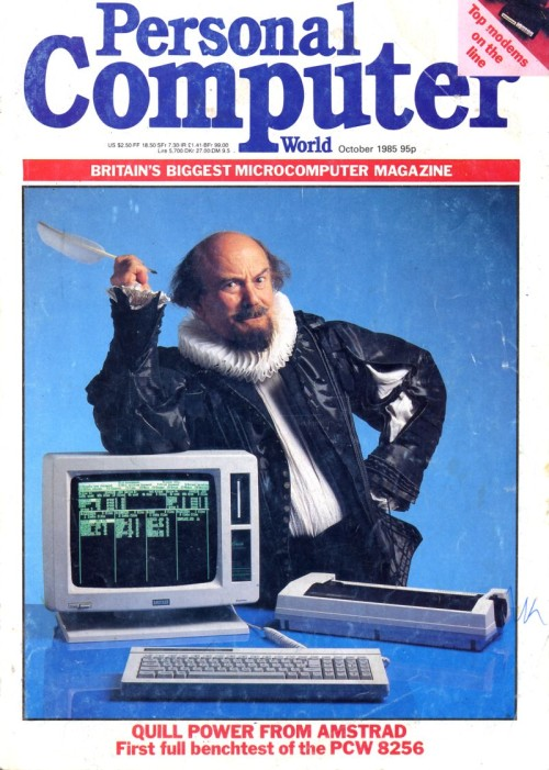 Article: Personal Computer World - October 1985