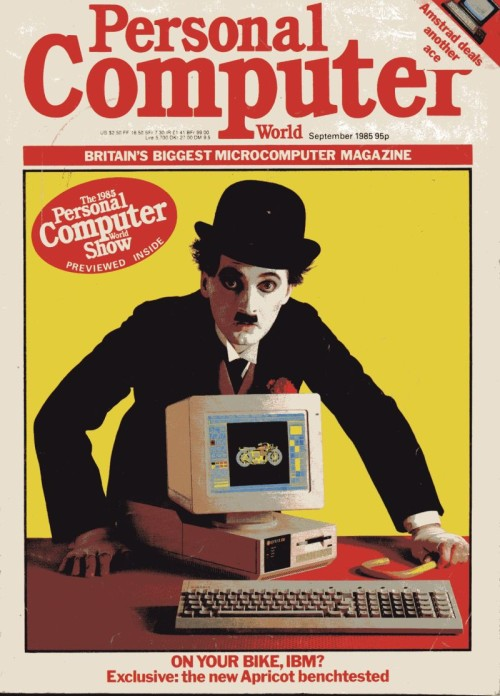 Scan of Document: Personal Computer World - September 1985