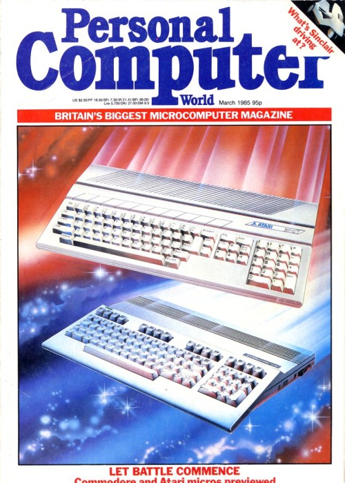 Scan of Document: Personal Computer World - March 1985