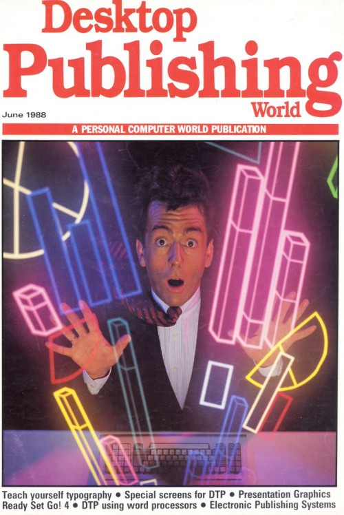 Scan of Document: Personal Computer World - June 1988 Publishing Supplement