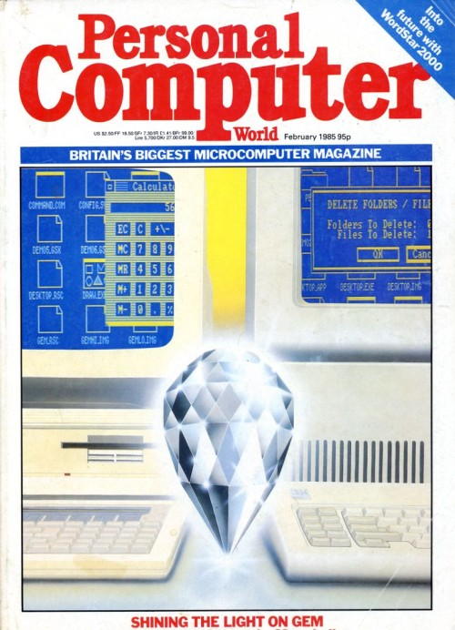 Scan of Document: Personal Computer World - February 1985