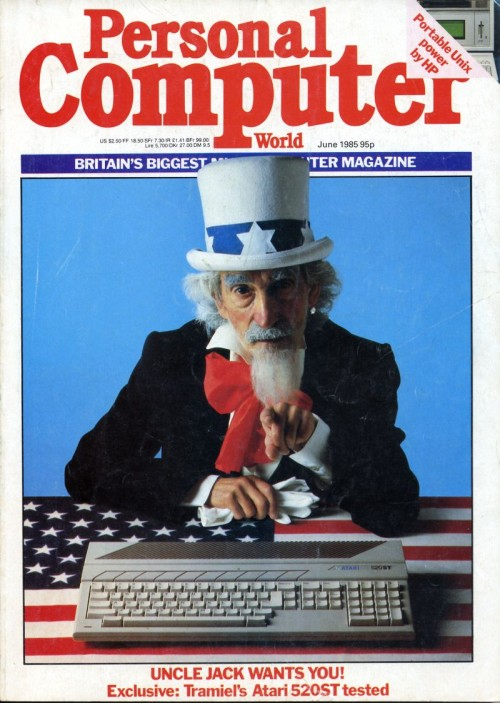 Scan of Document: Personal Computer World - June 1985