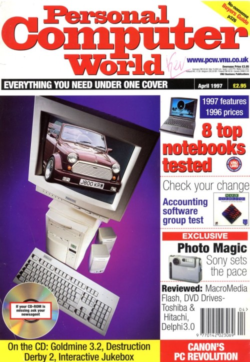 Scan of Document: Personal Computer World - April 1997