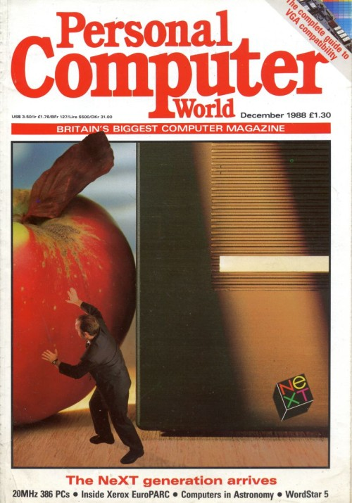 Scan of Document: Personal Computer World - December 1988