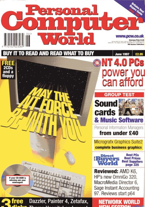 Scan of Document: Personal Computer World - June 1997