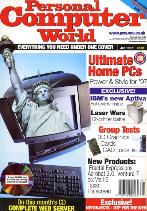 Scan of Document: Personal Computer World - January 1997