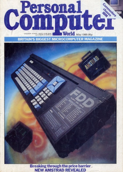 Scan of Document: Personal Computer World - May 1985
