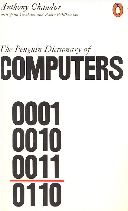 Image result for Penguin dictionary of computers