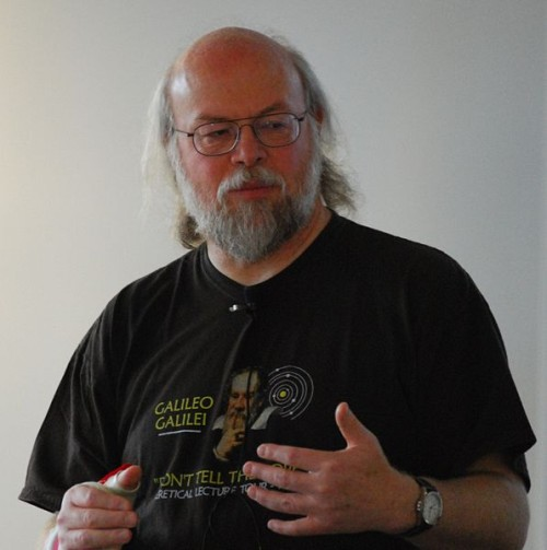 Photograph of James Gosling