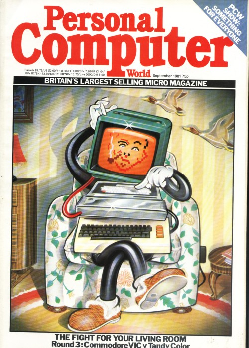 Scan of Document: Personal Computer World - September 1981