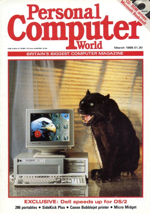 Scan of Document: Personal Computer World - March 1988