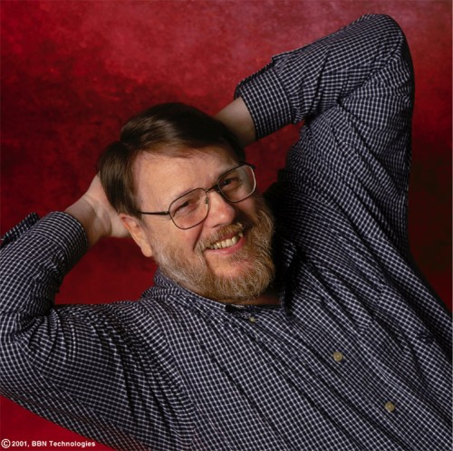 Photograph of Ray Tomlinson