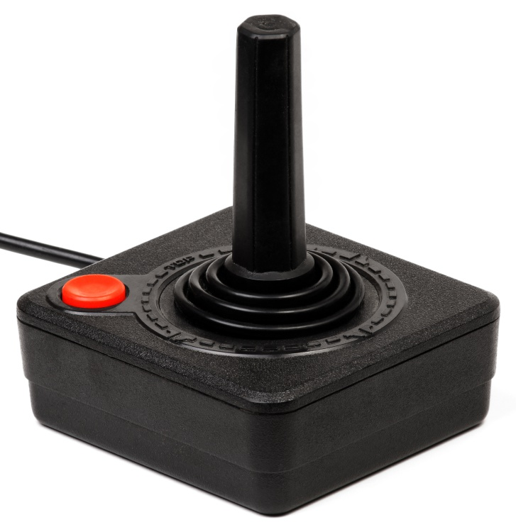 Scan of Document: Atari Joystick Controllers