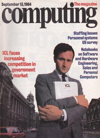 Scan of Document: Computing The Magazine - 13 September 1984