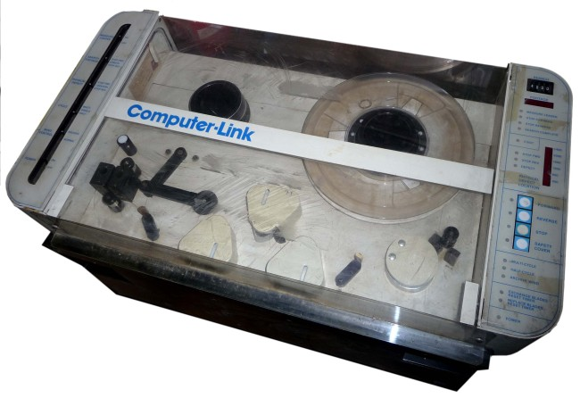 Scan of Document: Integra Computer-Link Tape Cleaner & Tester