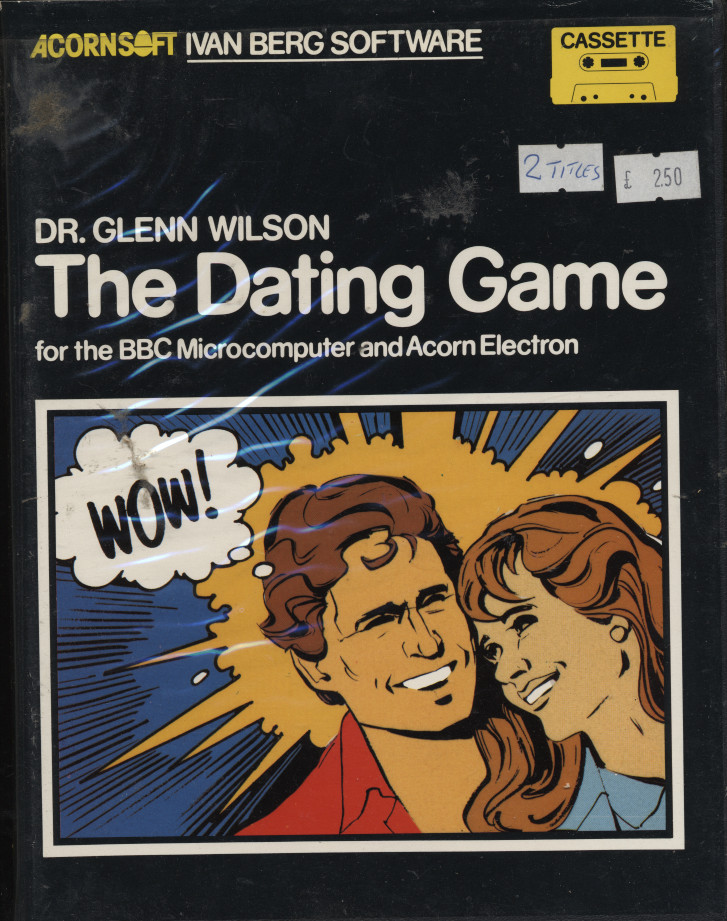 history of the dating game