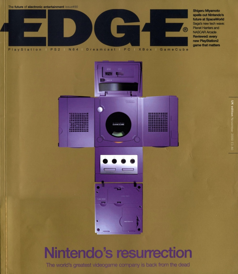 Scan of Document: Edge - Issue 90 - November 2000