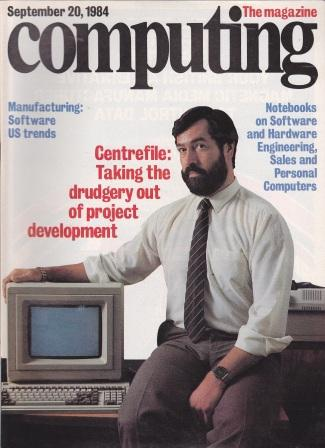 Scan of Document: Computing The Magazine - 20 September 1984