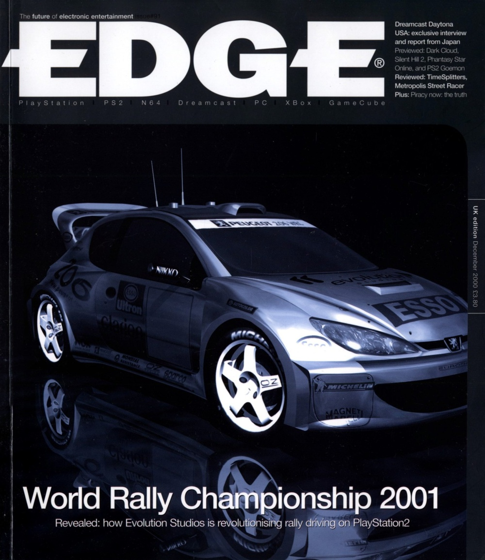 Scan of Document: Edge - Issue 91 - December 2000