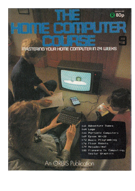 Scan of Document: The Home Computer Course - Issue 9