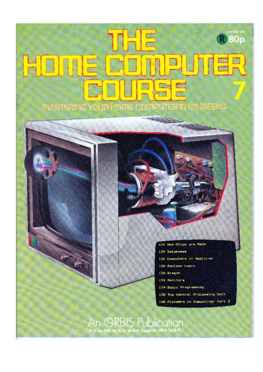 Scan of Document: The Home Computer Course - Issue 7