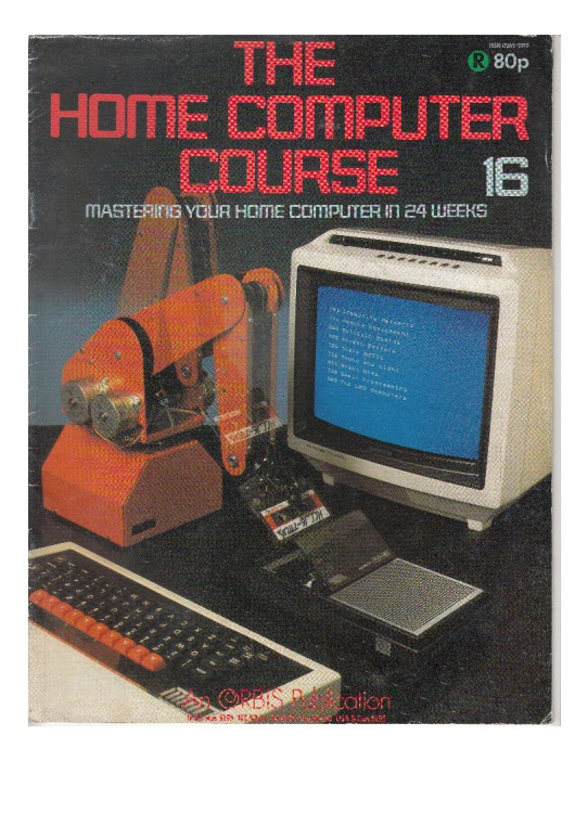 Scan of Document: The Home Computer Course - Issue 16