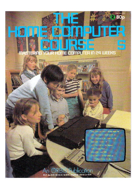 Scan of Document: The Home Computer Course - Issue 5