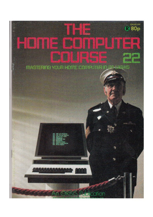 Scan of Document: The Home Computer Course - Issue 22