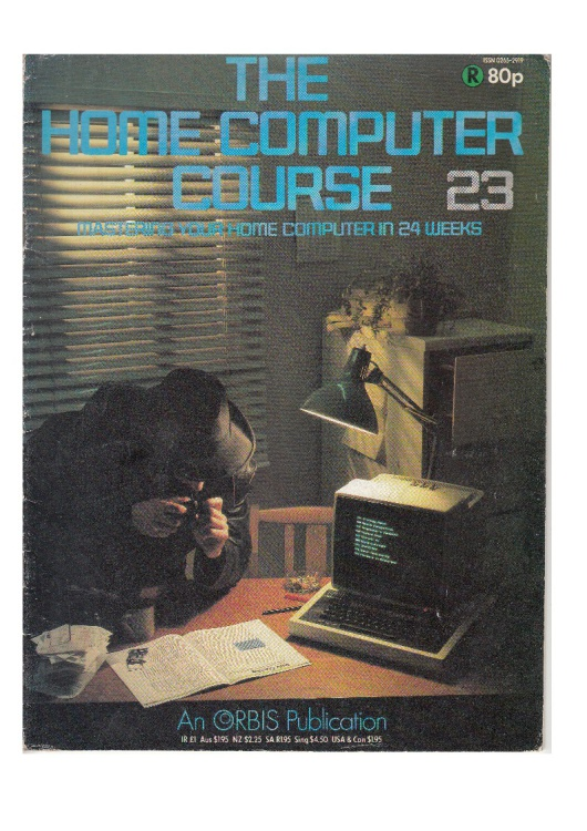 Scan of Document: The Home Computer Course - Issue 23