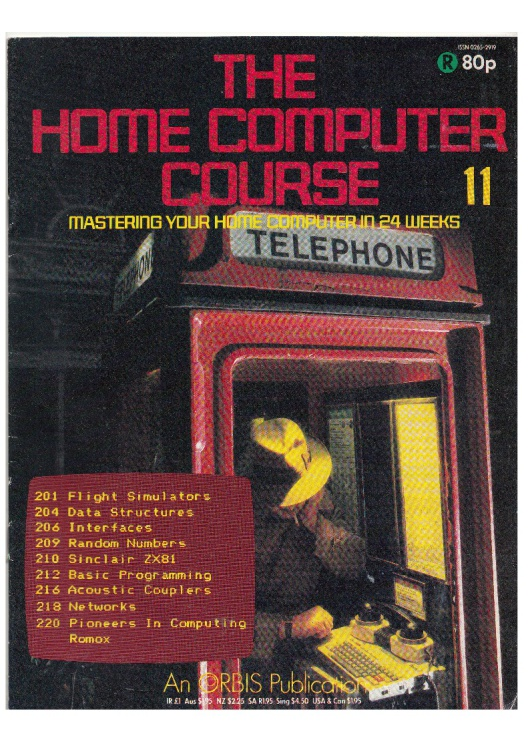 Scan of Document: The Home Computer Course - Issue 11