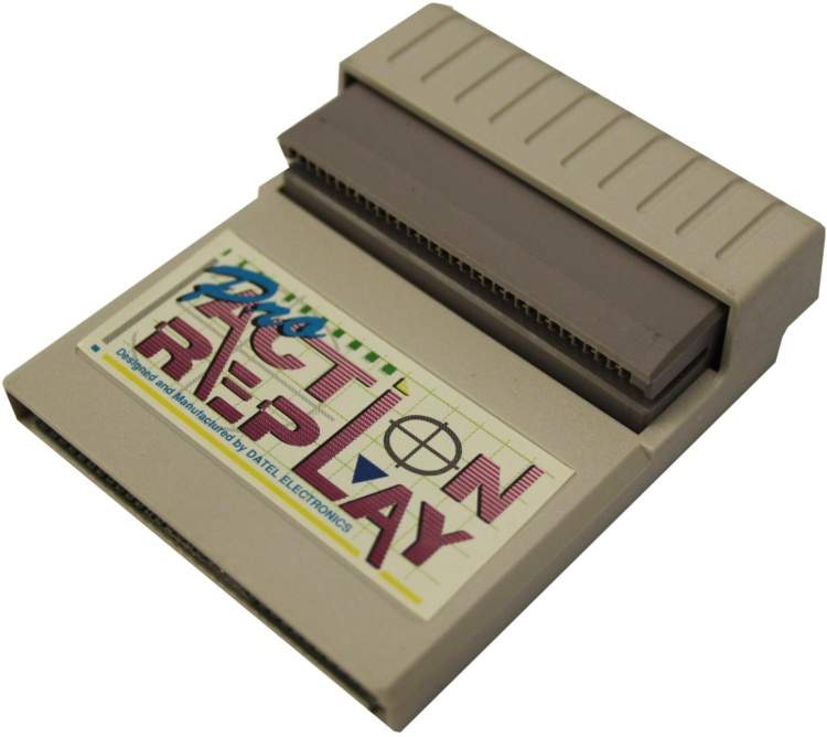 Scan of Document: Datel Pro Action Replay for the Game Boy