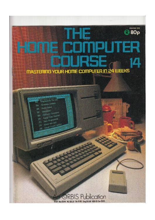 Scan of Document:  The Home Computer Course - Issue 14