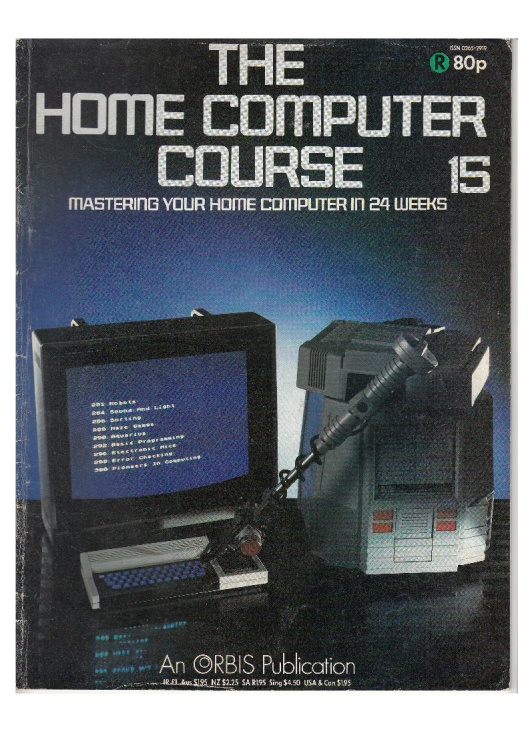 Scan of Document: The Home Computer Course - Issue 15